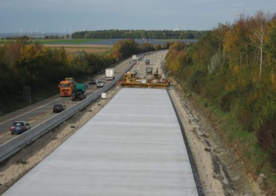 Betonlos D683L Heilit+Woerner Betoneinbau Oktober 2012 - 1